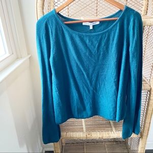 Cupcakes & Cashmere NWT Bell Sleeve Sweater✨